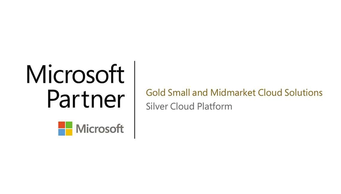 Microsoft Gold Logo Partner