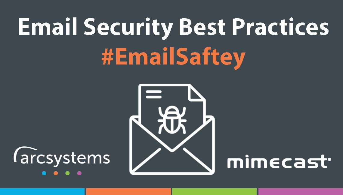 Email Security Best Practices: With Arc Systems and Mimecast
