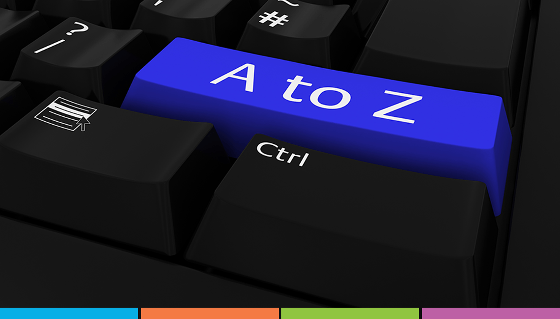 IT Support and IT Services in Essex. The A to Z of IT jargon